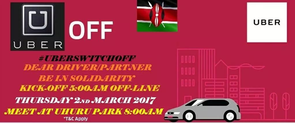 Dereva wa Uber ashambuliwa vikali Nairobi, soma taarifa kamili