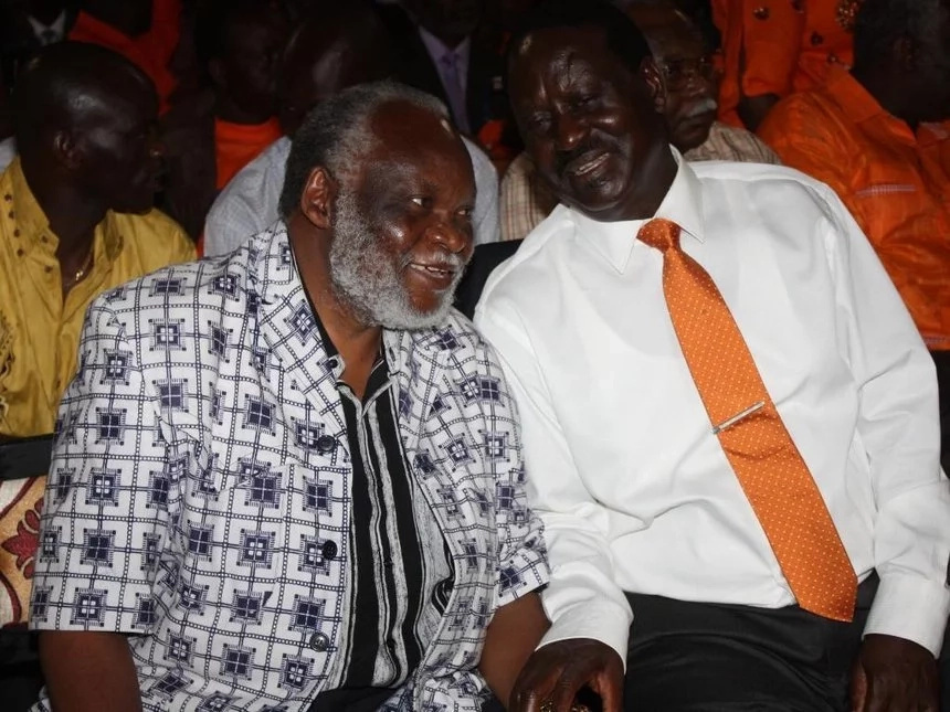 Blow to ODM as senator from Nyanza decamps