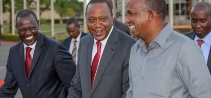 We now know how much Uhuru,Ruto,Aden Duale and all top Govt officials take home every month