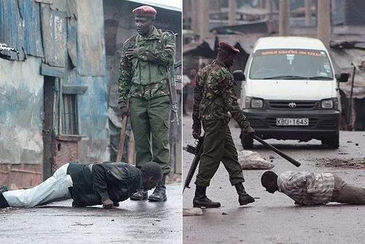 GSU wamshambulia vibaya mwanahabari wa Nation