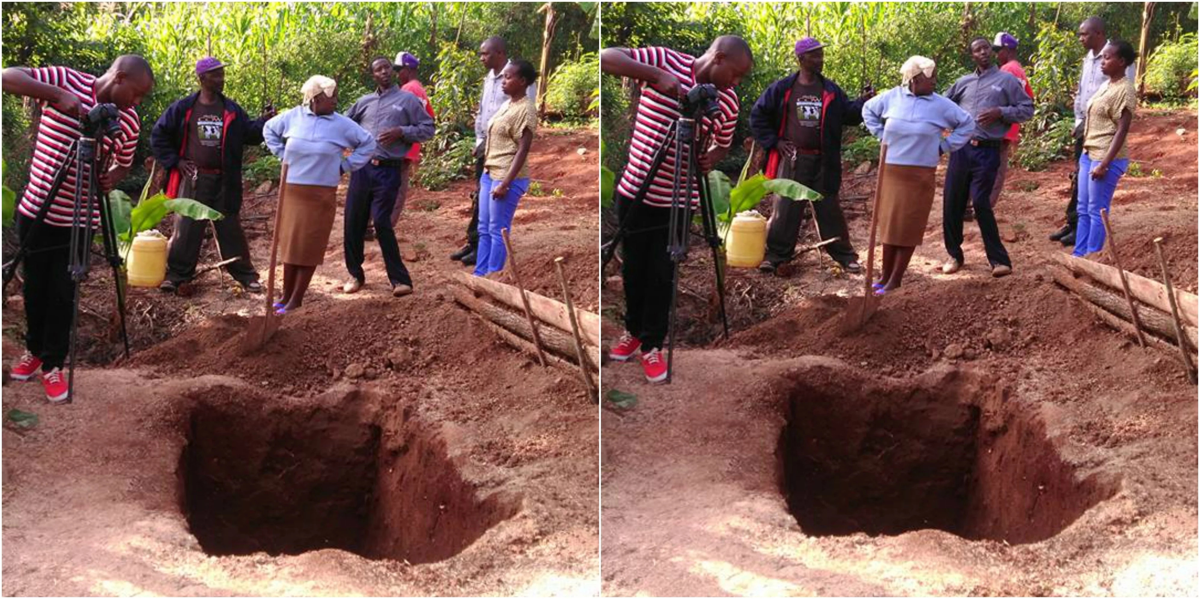 Drama as police stop burial of 8-year-old boy in Murang'a