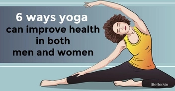 6 ways yoga can improve health in both men and women