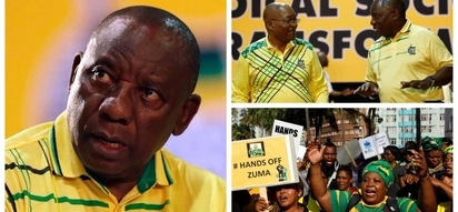 Ramaphosa faces backlash from Zuma supporters in KwaZulu-Natal