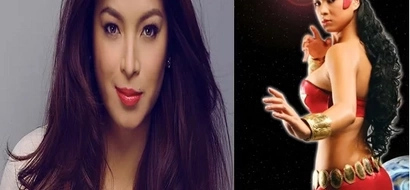 'Ding, ang bato'! Angel Locsin says she is ready to reprise exciting Darna role
