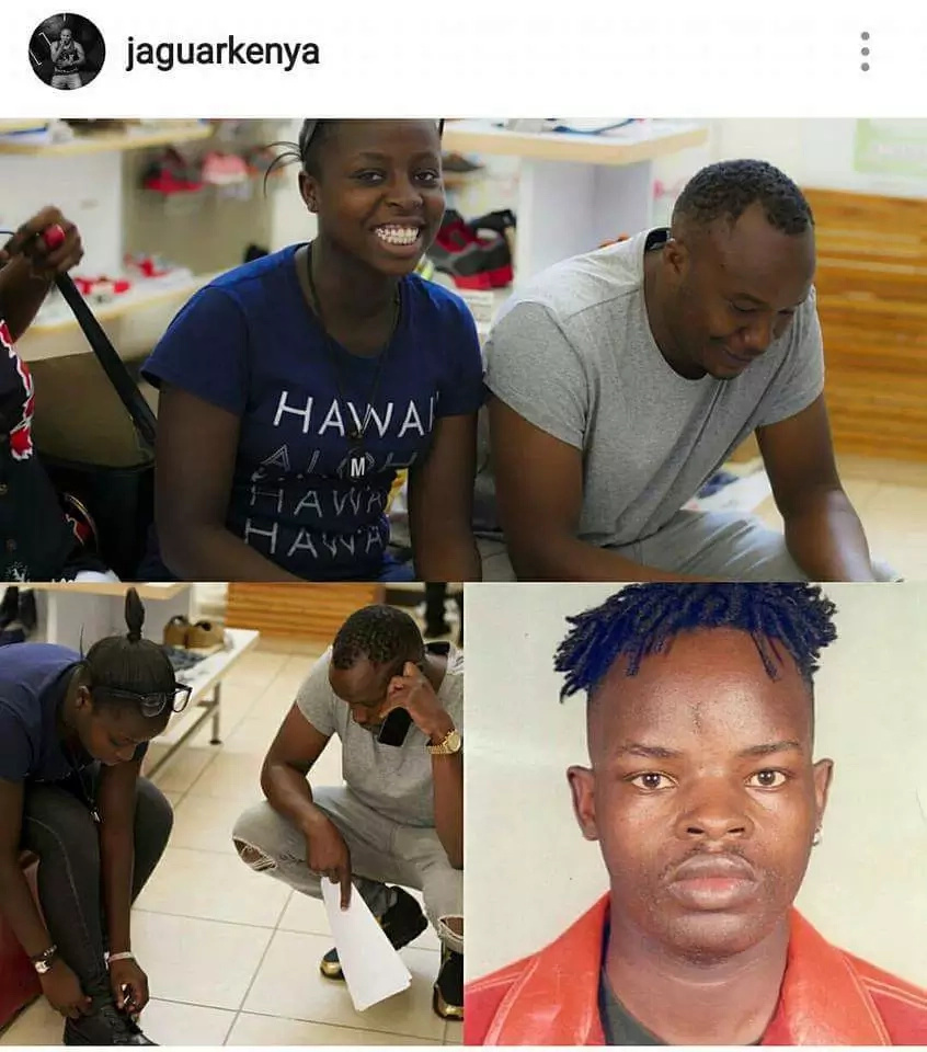 You Will CRY After Reading What Jaguar Did To Daughter Of
