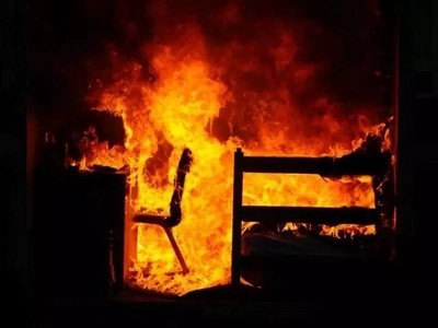 St. Mary's School Yala burnt by students and the reason is so STUPID