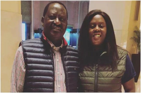 Kenyans are whining about Libya when they have elected a dictator- Winnie Odinga