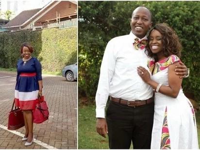 Kwa mara tatu, mume wangu aliniomba kunioa na kila wakati, nilikuwa nasema Ndio - Aliyekuwa mtangazaji wa NTV, Faith Muturi