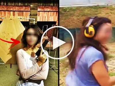 This famous Kapamilya actress has awesome gun shooting skills! Watch this video & find out who she is!