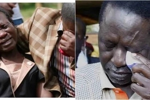 Raila issues a sorrowful statement after three kids were found dead in Trans Nzoia