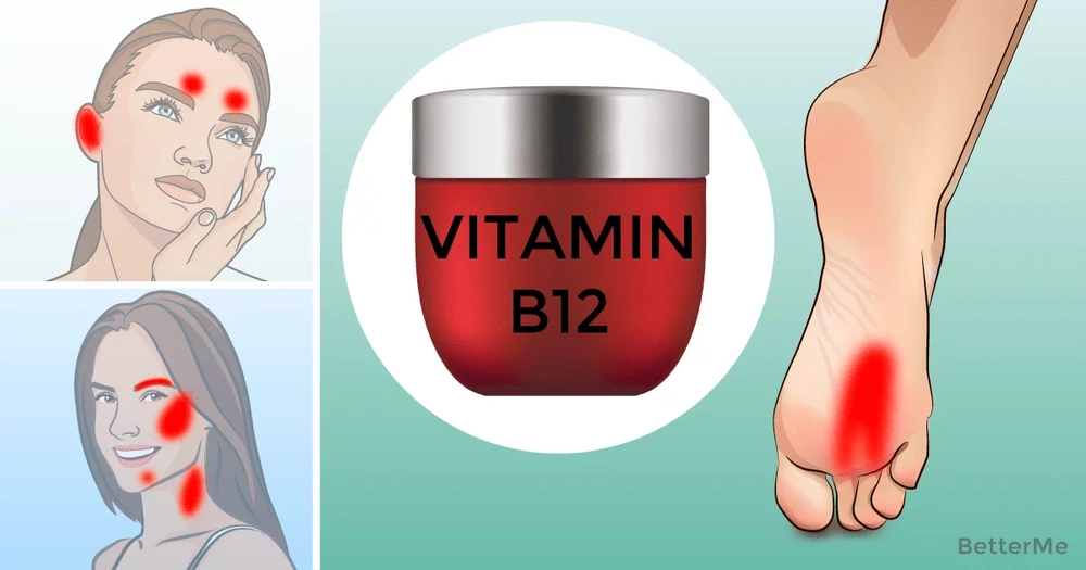 You can see these 6 signs of vitamin deficiency on your face