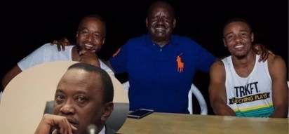 Raila aagiza ndege ya kibinafsi kumleta msanii wa Tanzania baada ya mahakama ya kilele kuubatilisha uchaguzi wa Uhuru