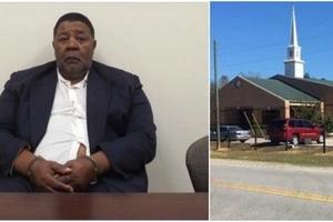 South Carolina Churchgoer Stabs Fellow Parishioner, Because God Said So?!