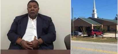 South Carolina Churchgoer Stabs Fellow Parishioner, Because God Said So?!