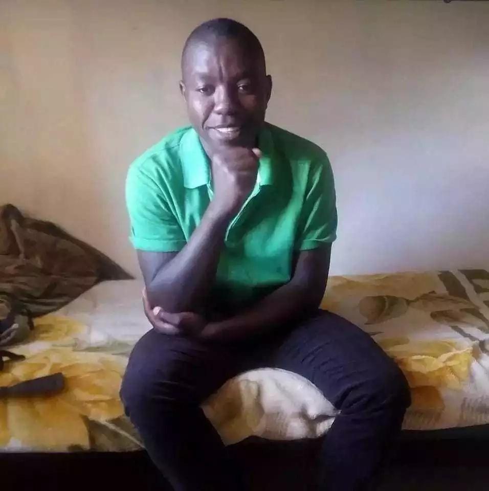 Kijana anaazimia kutekeleza usichotarajia kulipa karo yake ya shule