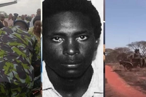 Identity of the Kenyan who drove a vehicle bomb into KDF camp during al-Shabaab attack