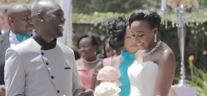 Dennis Okari speaks for the first time since Betty Kyallo dumped him (video)