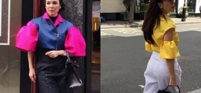 Fab or drab? Gretchen Barretto rocks daughter Dominique's creations in these OOTDs