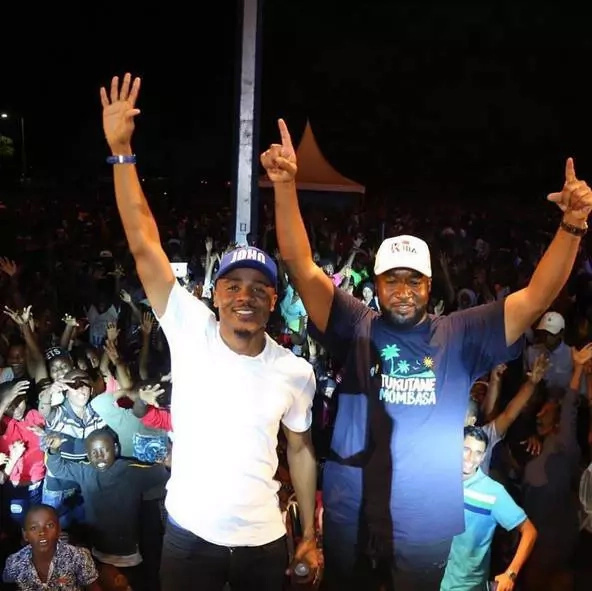 County government says Joho is not involved with bringing top artist to Kenya