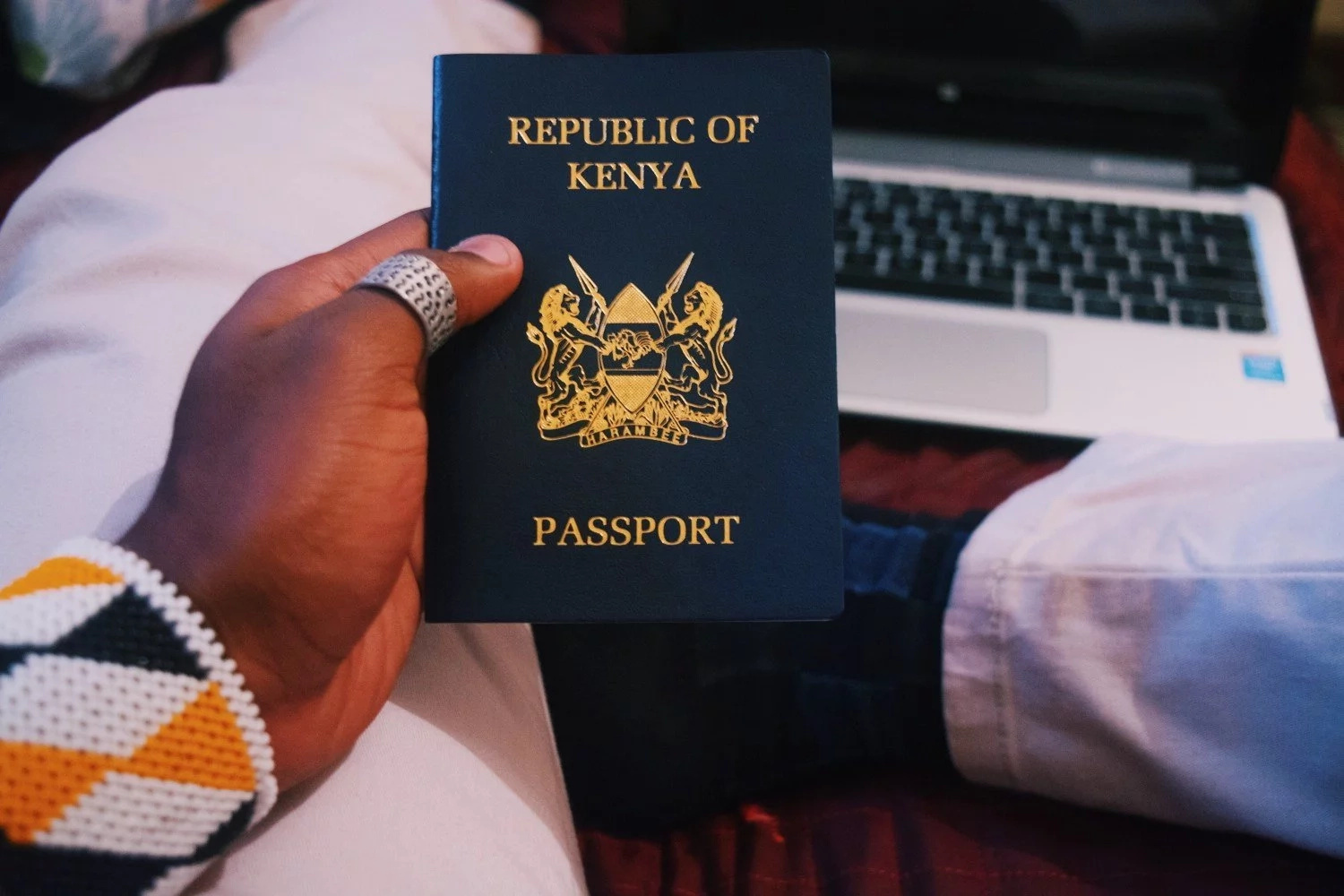 Kenya Passport Tracking: How to Track the Status of Your Passport in Kenya