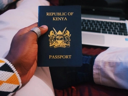 How to quickly track the status of passport in Kenya