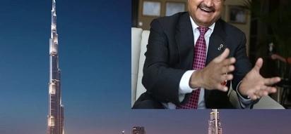 Who owns Burj Khalifa in Dubai?