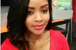 Sexy Citizen TV presenter introduces her CUTE family to Kenyans