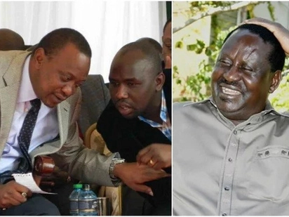 Raila anapanga kushinda uchaguzi wa urais kupitia njia ya kipekee- Kipchumba Murkomen