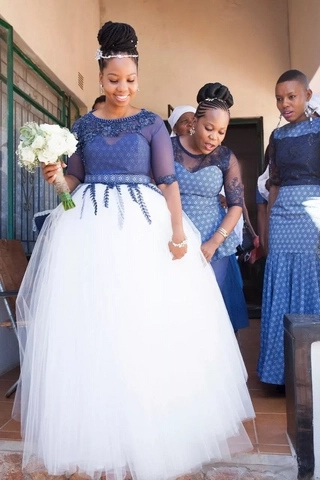 c6c5dd5fa Best African wedding dresses pictures and styles 2018