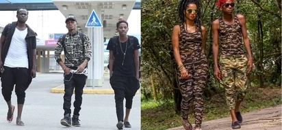 Kenyans concerned over Eric Omondi's mental health following viral video in his birthday suit