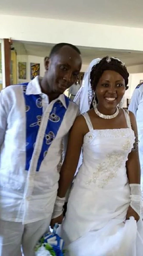 Days after speaking of her death on social media newly wed woman dies