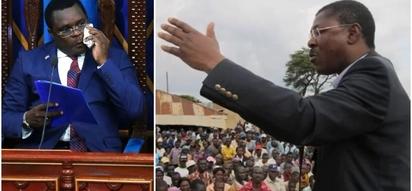Senate Speaker Ken Lusaka approves ODM's decision to kick out Wetangula