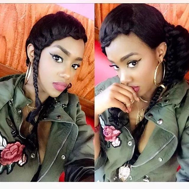 Mpango wa kando wake Diamond kutoka Rwanda aonekana akiwa na viatu vya bei ghali