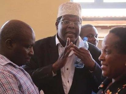 Raila's meeting with Uhuru was just selfish - Miguna Miguna