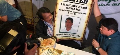 Para sa isang milyon! Anti-crime volunteers pool funds to find Ronnie Dayan