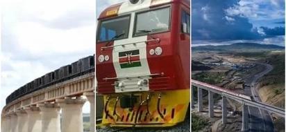 Kituo cha SGR mjini Kisumu chavutia mno (picha)