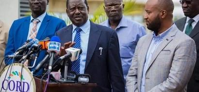 Raila amkashifu Uhuru dhidi ya kunyanyasa jamii hii