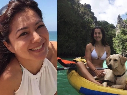 May asim pa! Alice Dixson youthful and fresh at 47