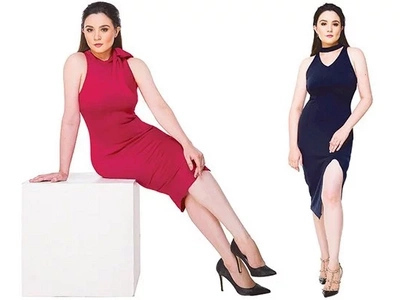 Sunshine Dizon blazes in red as the real-life 'palaban' wife