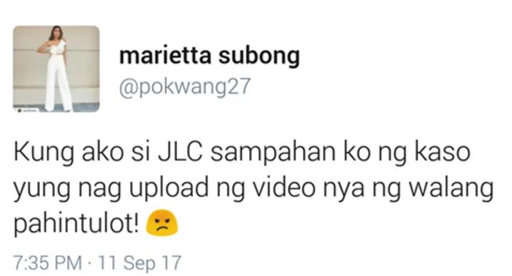 Pokwang reacts to fellow Star Magic artist John Lloyd Cruz's viral videos