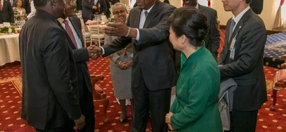 Details of Uhuru-Raila meeting at State House