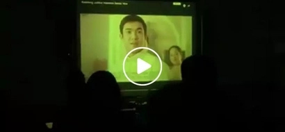 Pinoy professor in US makes his students watch Jollibee's 'Vow' ad and this is their priceless reaction!