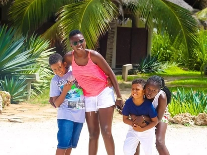 Akothee breathes fire after mzungu baby daddy launches attack against her