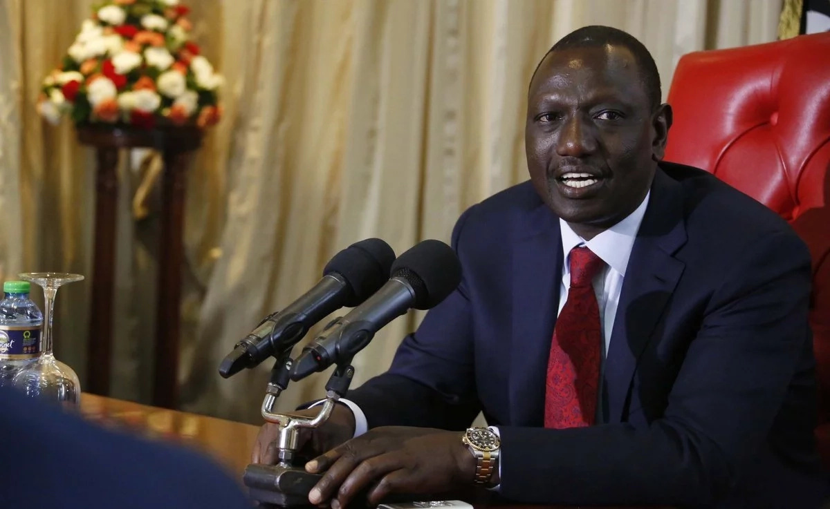 Raila has a mission with these demonstrations and we know it –DP Ruto