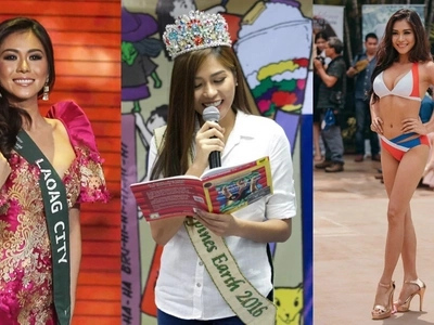 Bukal na kalooban ang tunay na kagandahan! Miss Philippines Earth Loren Artajos enlightens kids on the true meaning of beauty