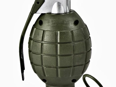 Man given money for keeping grenade in his bed and sleeping besides it