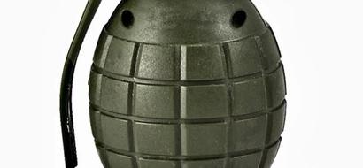 Kirinyaga man who slept with grenade in his bed honoured
