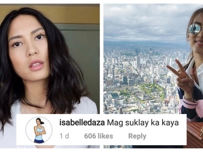 Naghiganti na! Isabelle Daza's comment on Alex Gonzaga's hair in photo goes viral