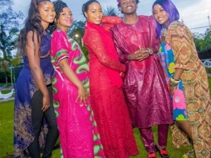 Tuna ushahidi wa kutosha kuwa mpenziwe Bahati ni mjamzito lakini anauficha