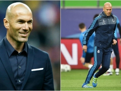 PSG offer Zinedine Zidane blank cheque to dump Real Madrid this summer